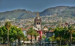 Funchal_Povo square