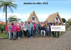Gruppenfoto Madeira